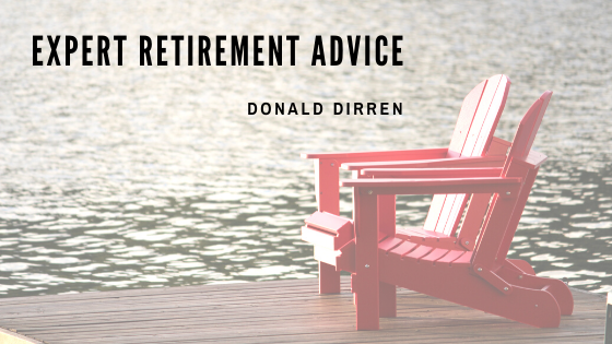 Donald Dirren Provides Expert Retirement Advice